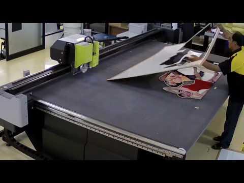 Complete Solution Digital Printing - Cinema Standee Indonesia