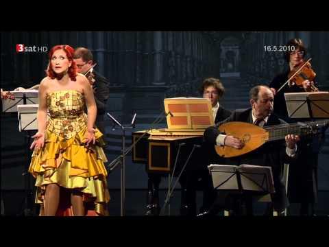 Vivaldi: Gelido in ogni vena (Farnace RV 711) Simone Kermes