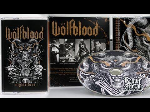 Speed Metal / Punk Band 2018 | Wölfblood - Nightriders [Full Album]