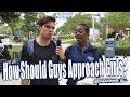 How Should Guys Approach Girls? BC 2017