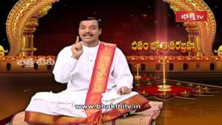 Importance of Deeparadhana in Diwali - Deepam Jyoti Parabrahma_Part 3