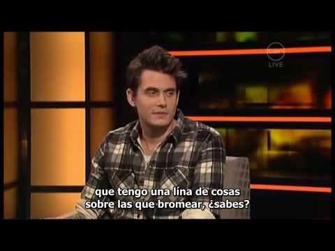 John Mayer en ROVE - Australia (subtitulado al español)
