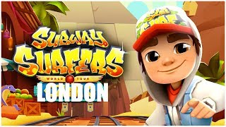 Subway Surfers London Android Game Play