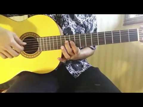 Hasrat Dan Cinta - Fariz RM, Andi Meriem Matalatta (Fingerstyle Cover)