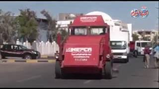 مبادرة حلوة يا بلدي بالبحر الأحمر تزيد بهجة المحافظة