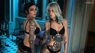PhotoKlim 4 (№ 10) - 2 Татуированные Красотки
