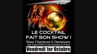 Vendredi 1er Octobre au Cocktail Club à Chambéry... Emma D