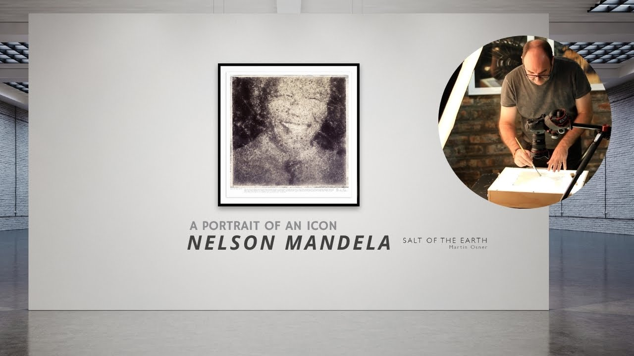 A PORTRAIT OF AN ICON | A Tribute to Nelson Mandela