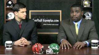 Football Gameplan's NFL Week 17 Predictions (Cincinnati Bengals at New York Jets)