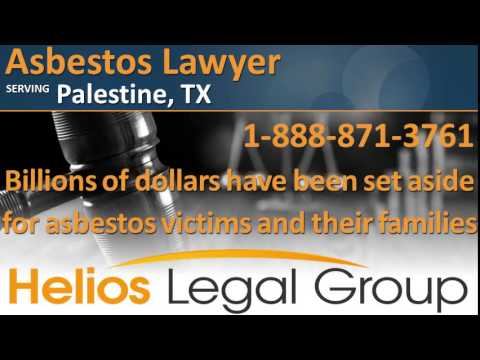 Palestine Asbestos Lawyer & Attorney - Texas