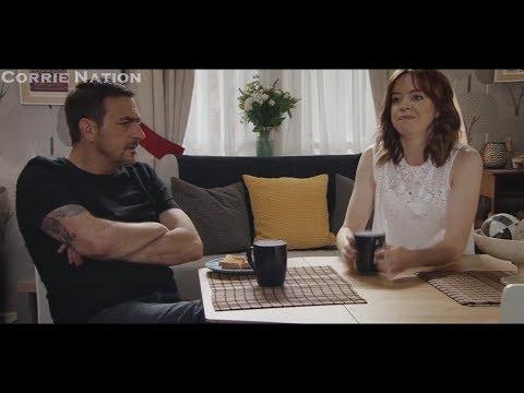 Coronation Street - Toyah Tells Peter About Aidan's Affair With Maria