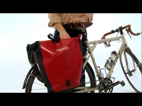 Ortlieb Back-Roller Classic Rear Panniers Review from Performance Bicycles