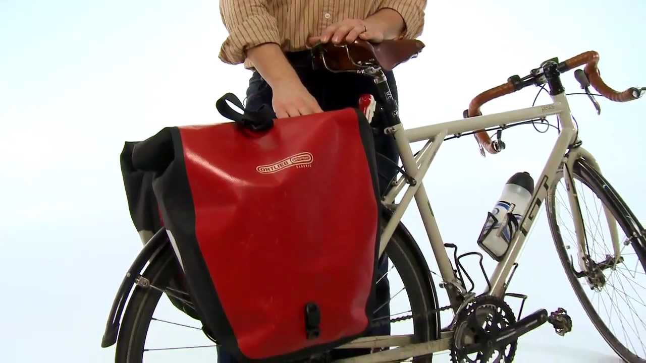 3ec4b04e2a8 Ortlieb Back-Roller Classic Rear Panniers Review from Performance Bicycles  - YouTube
