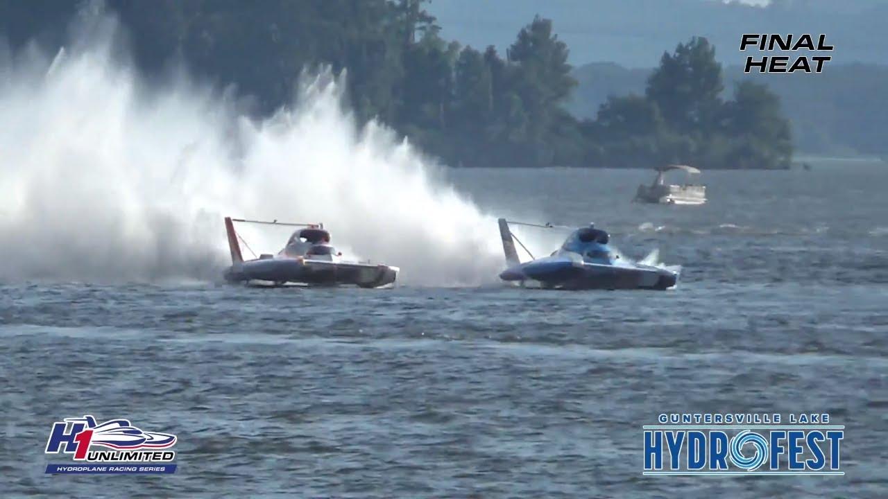 Race Rewind: 2018 Guntersville Hydrofest Final Heat