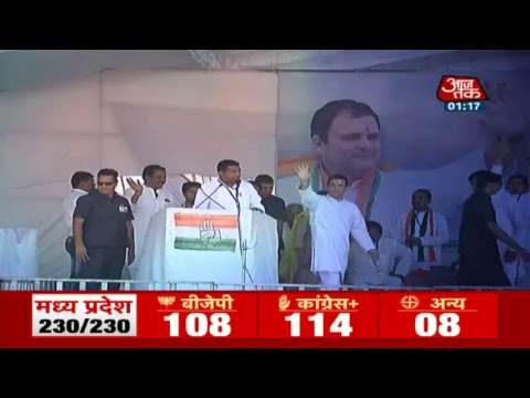 Madhya Pradesh Elections Results 2018- LIVE TV, Elections LIVE, MP, Chattisgarh