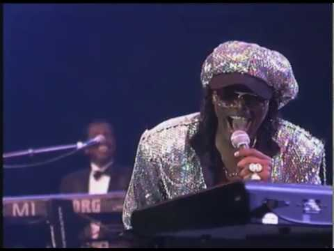 "Best Live solos of Johnny ""Guitar"" Watson. #2: Hague Concert 1993"