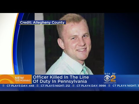 Police Officer Shot Dead During Foot Chase In Pennsylvania