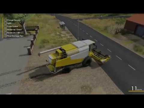 Farmers Dynasty gameplay E21 I've got a brand new combine harvester