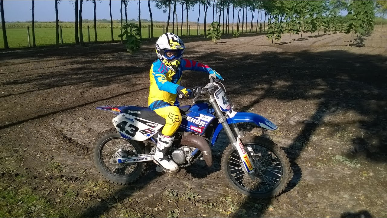 motocross 85 yz