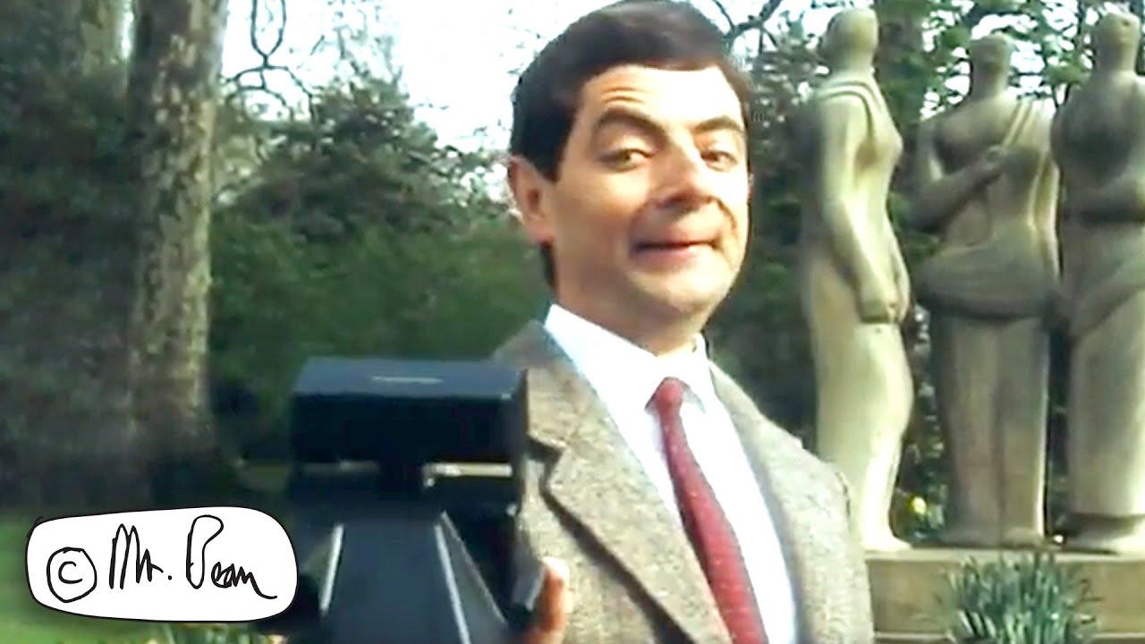 The Selfie Pioneer | Mr Bean Full Episode | Mr Bean Official
