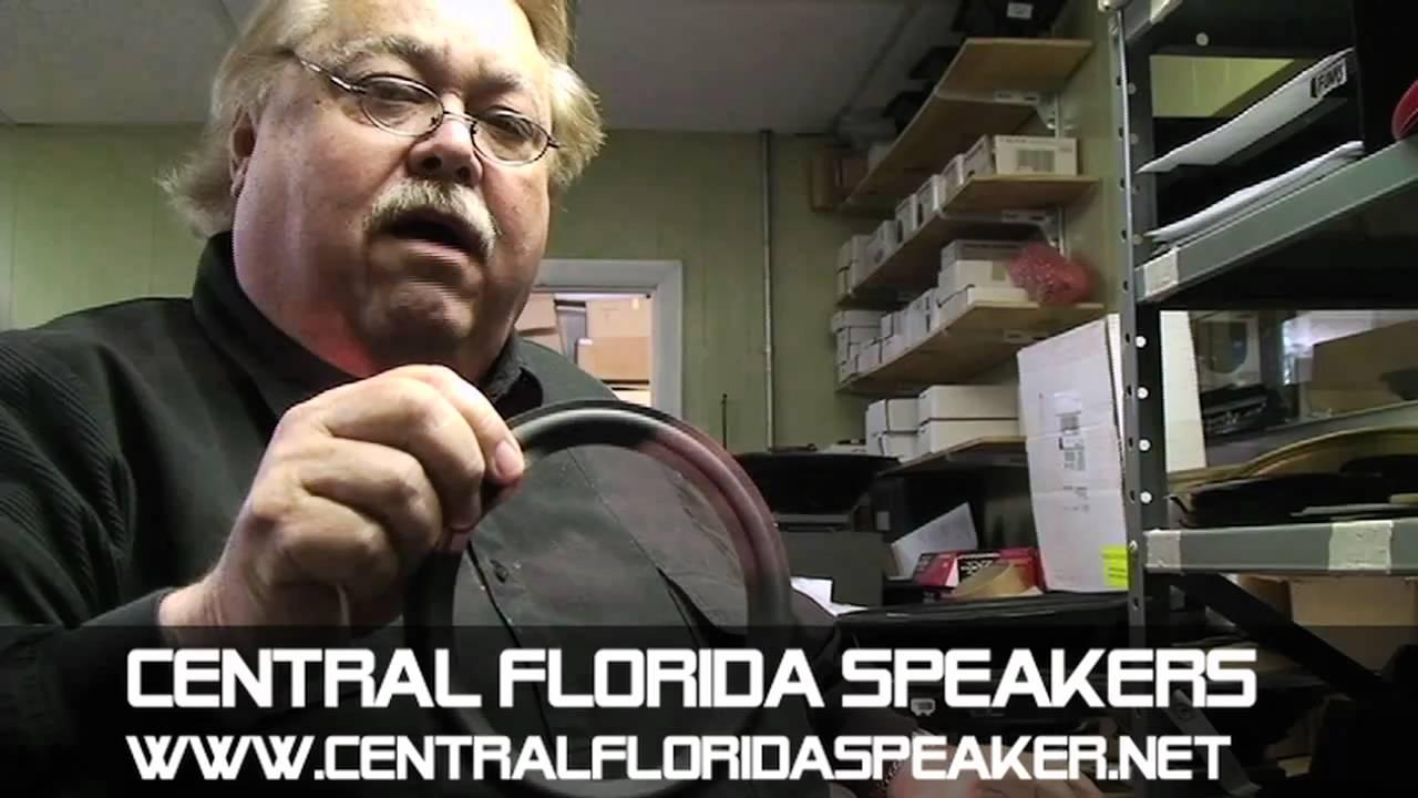 Speaker Repair Orlando | The Original, Central Florida