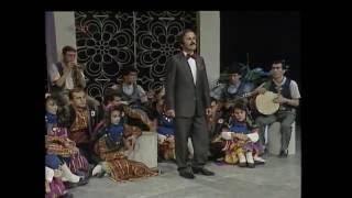 MANSUR KAYMAK - DAĞLARIN BAŞINDAYIM - TRT ANKARA TV.