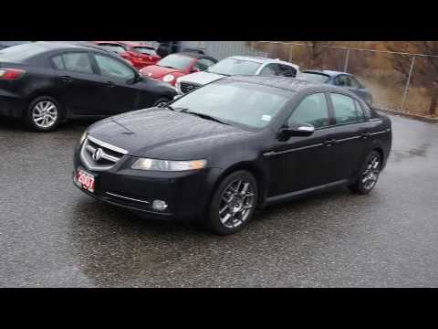 2007 Acura TL Type S Rare & Very Clean