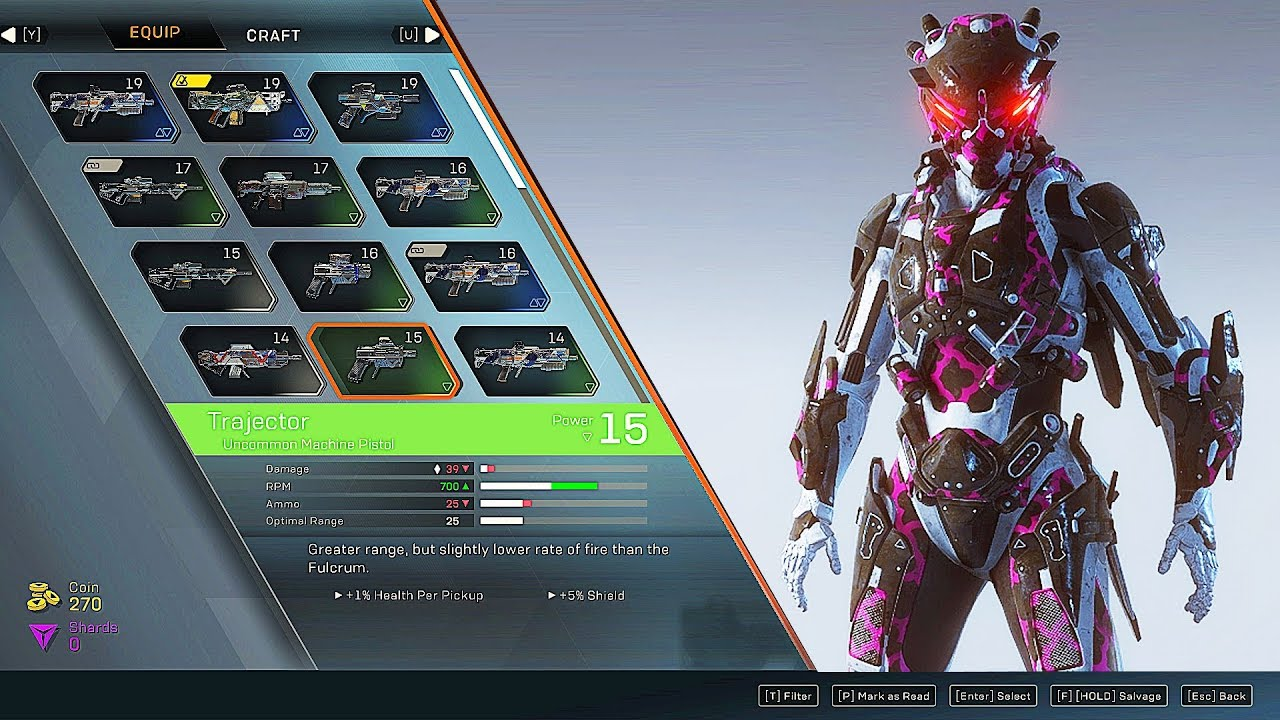 Anthem New Javelin Interceptor Gameplay Difficulty Hard Expedition Youtube