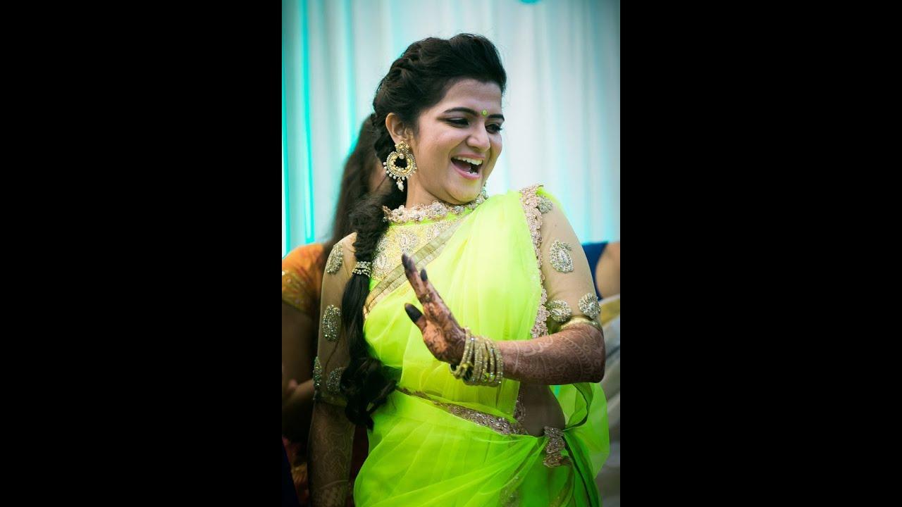 Tv Anchor Divyadharshini Dd In Her Designer Sarees Youtube