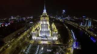 Hotel Ukraine Moscow, Night Shift