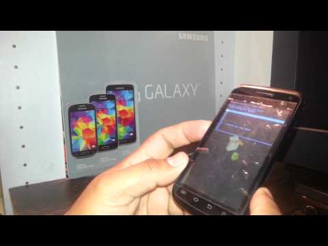 Como Desbloquear Samsung Exhibit II Pantalla Bloqueada SGH-T679