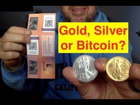 Gold, Silver & Bitcoin DEVALUE in Societal Breakdown! (Bix Weir)