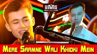 Download lagu Mere Samne Wali Khidki Mein | HAVAS guruhi | Padosan | Kakhramon | Cover | 2019 HD