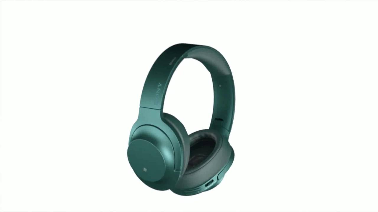 Sony MDR-100ABN : casque Bluetooth® LDAC NFC avec Noise Cancelling -  Cobra fr