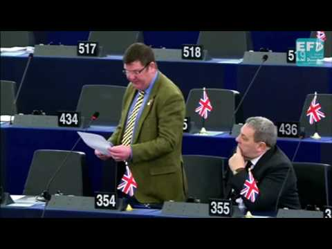 EU fisheries report ensures that the UK will remain under the hegemony of the CFP  - Mike Hookem MEP