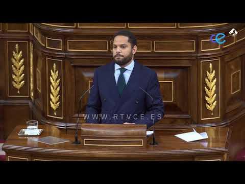 Garriga justifica la moción de censura como un deber nacional contra el Gobierno
