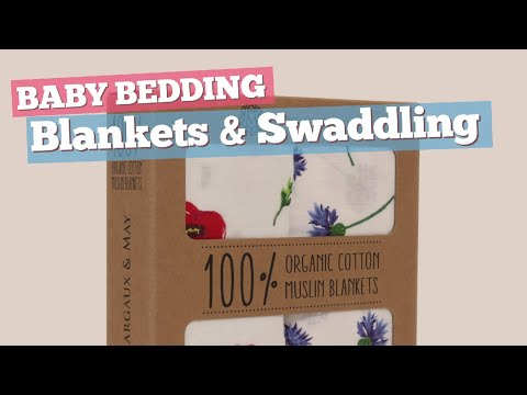 Blankets & Swaddling Best Sellers Collection // Baby Bedding