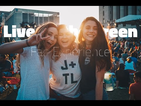 Live on the Green // Fan Experience