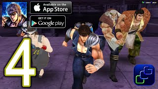 Fist Of The North Star Legends ReVIVE Android iOS Walkthrough - Part 4 - Dojo, Clash Ch3, Trial of N
