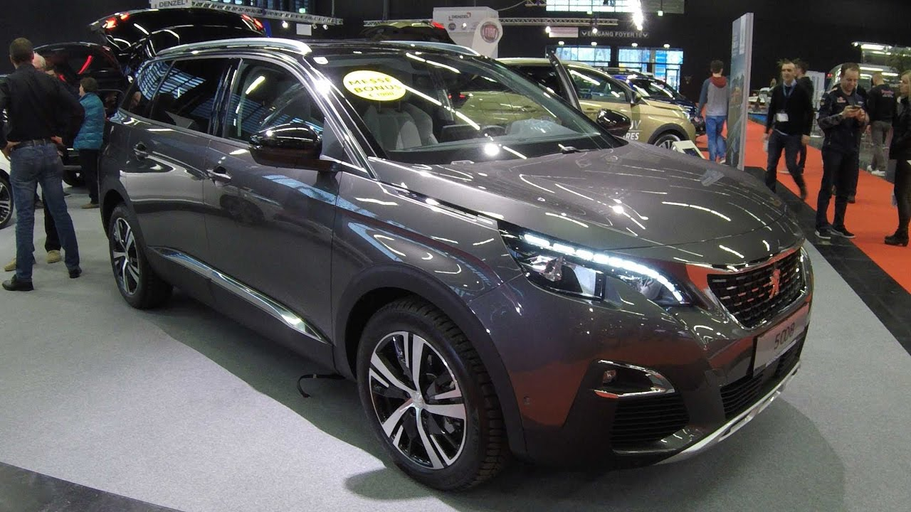 Peugeot 5008 compilation 2 grey and green gt line for Interior 5008 gt line