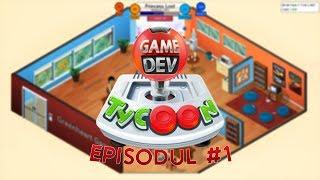 Game Dev Tycoon EP1 - Un joc super interesant!