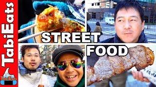 tokyo street food tour