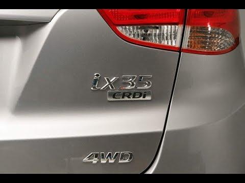 Hyundai ix35 1.7 CRDi Чип тюнинг Хюндай Ай икс 35 дизель V tech Power Box монтаж своими руками