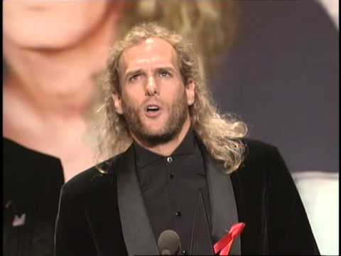 Michael Bolton Wins Pop/Rock Male Artist - AMA 1995
