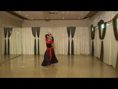 Видео уроки испанских танцев - смотреть онлайн