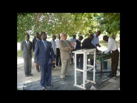 Evangelização na África...