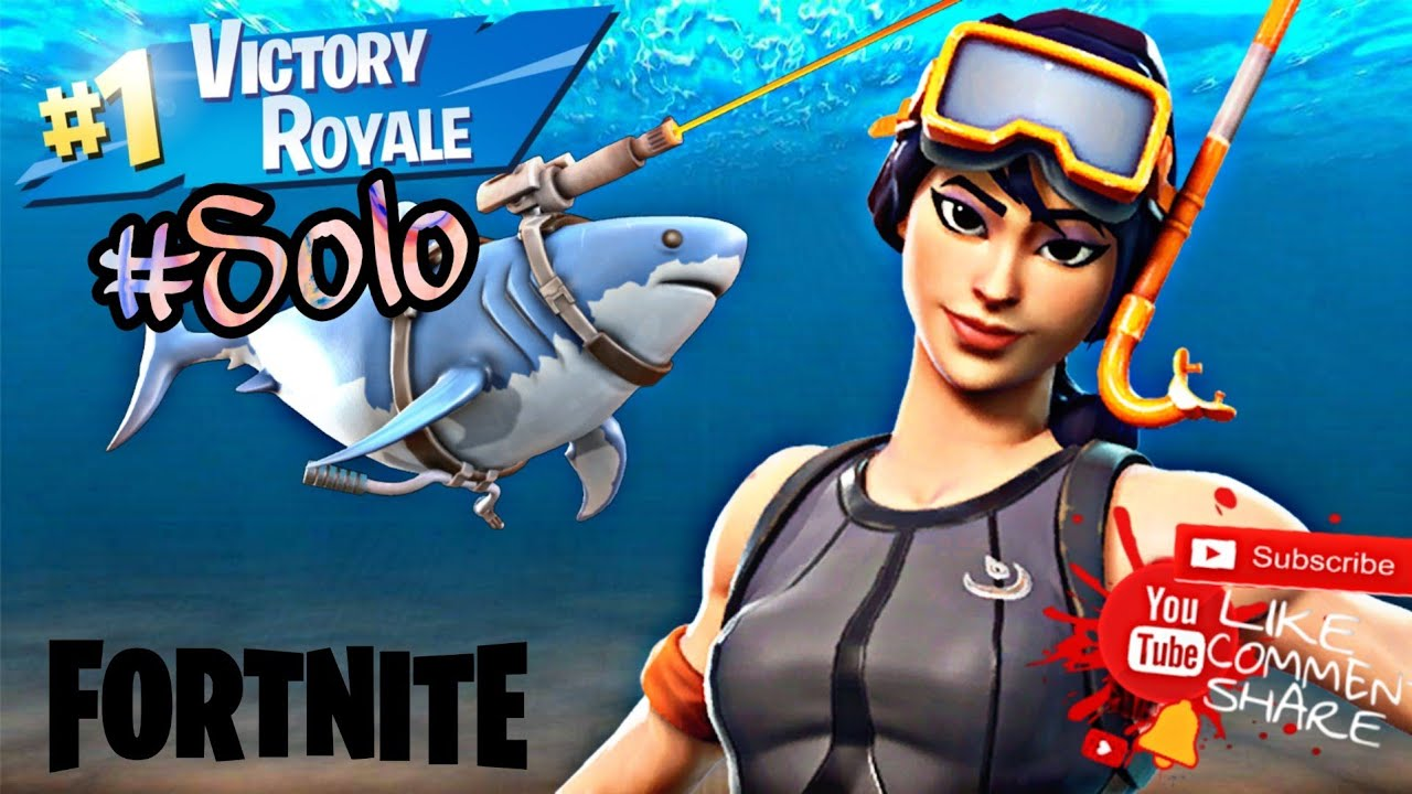 Victory Royale...? Can Ocean do it create!? 😬🏆 #BattleRoyale #Solo #Fortnite