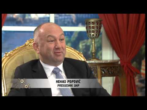 Goli Zivot - Nenad Popovic - (TV Happy 10.12.2014.)