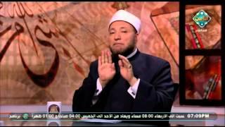 بالفيديو..«مدير الفتوى» يكشف عن خطأ شائع يبطل الصلاة