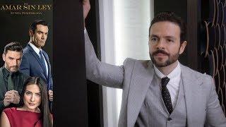 Por Amar Sin Ley 2 - Capítulo 61: Roberto teme perder a Victoria para siempre - Televisa